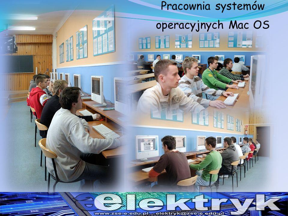Pracownia systemów operacyjnych Mac OS