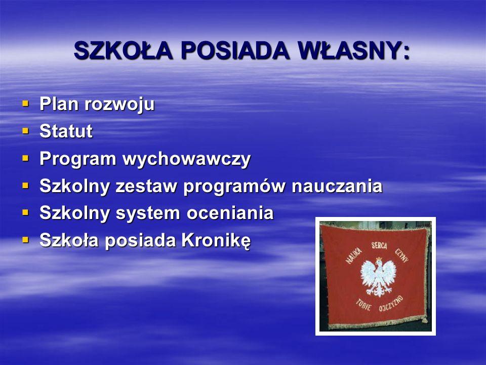 BUDYNEK SZKOLNY  W pierwszych latach istnienia szkoły nauka odbywała się w wynajmowanych pomieszczeniach u wiejskich gospodarzy - Wincentego Knapika i Jana Sołeckiego.