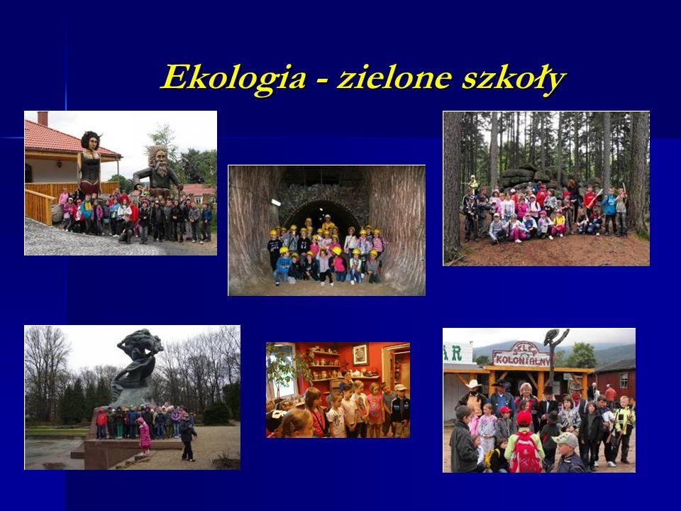 Ekologia - zielone szkoły