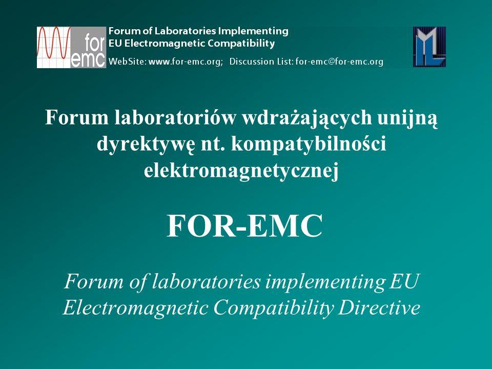 Forum laboratoriów wdrażających unijną dyrektywę nt.