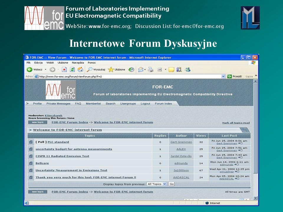 Internetowe Forum Dyskusyjne