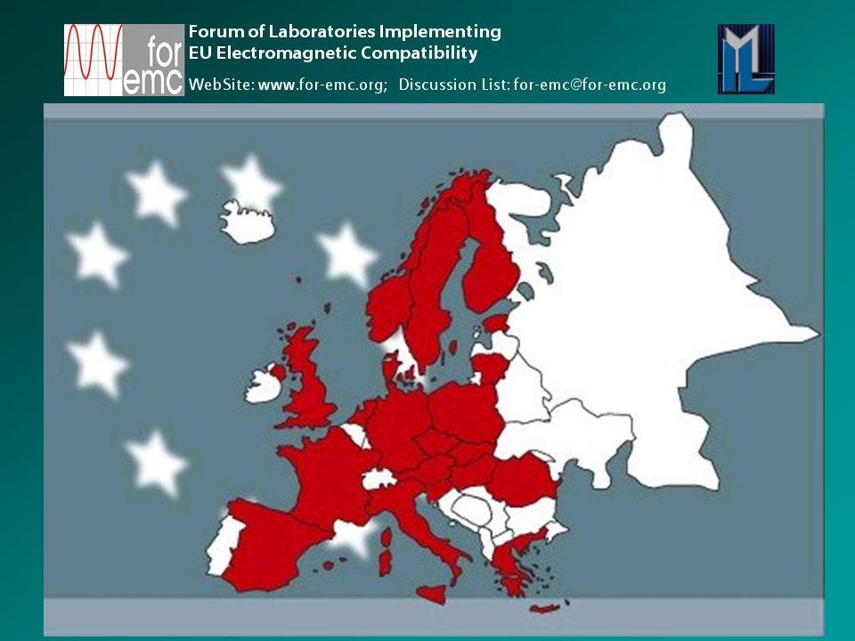 Główni wykonawcy: York EMC Services Ltd - Wielka Brytania, Ce-test qualified testing - Holandia, Telecom Italia.