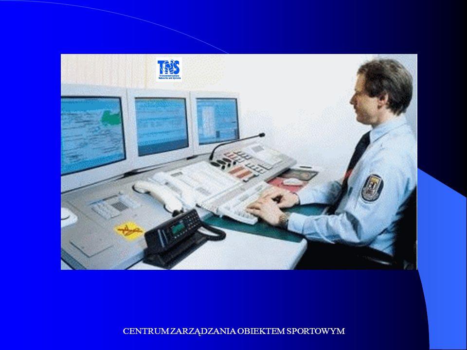 Dyspozytorzy systemu TETRAPOL mogą weryfikować listę zgłoszonych zdarzeń i podjętych interwencji, już on-line na monitorze komputera, albo na ekranie wielkoformatowym.