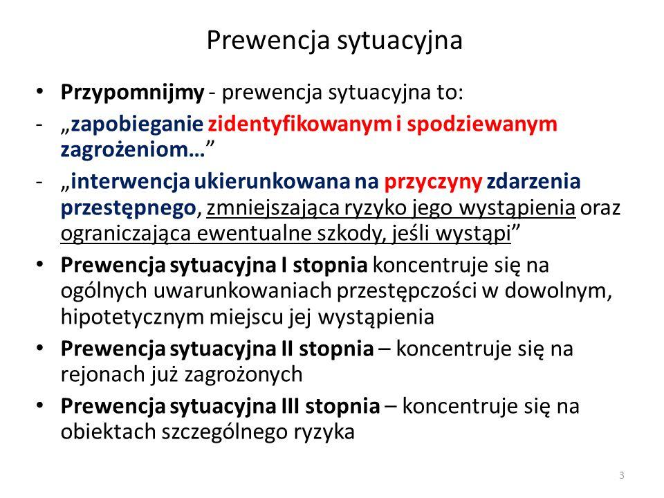 4 Trójkąt kryminalny/trójkąt przestępstwa Przestępstwo Sprawca Miejsce/okazja Ofiara/cel ?????.