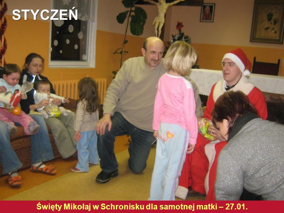 Rok 2010 w Niepublicznym Ośrodku Szkolno-Wychowawczym (internacie szkół) w Ewangelickim Centrum Diakonii i Edukacji im.