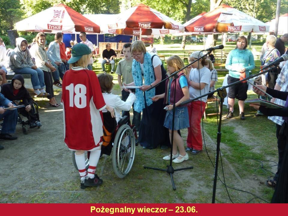 Mecz piłki nożnej: nasi contra Brat Albert – 23.06.
