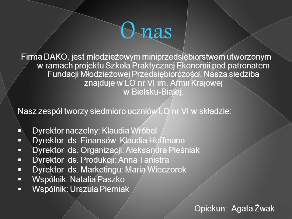 O nas Firma DAKO.