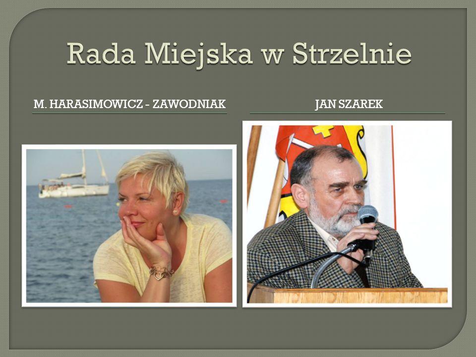 M. HARASIMOWICZ - ZAWODNIAKJAN SZAREK
