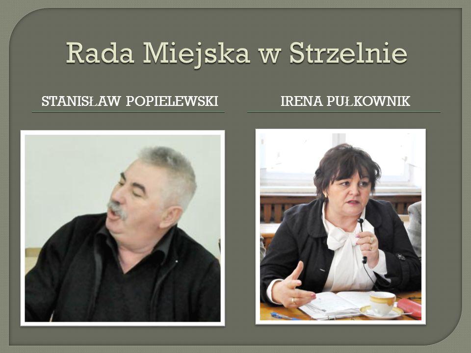 STANIS Ł AW POPIELEWSKIIRENA PU Ł KOWNIK