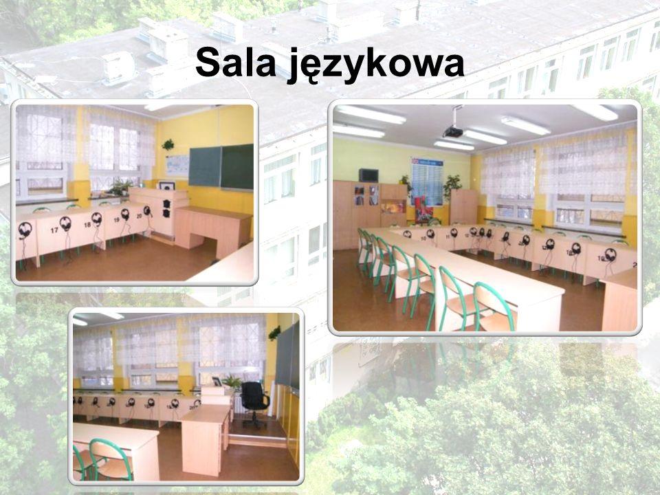Sala językowo-komputerowa