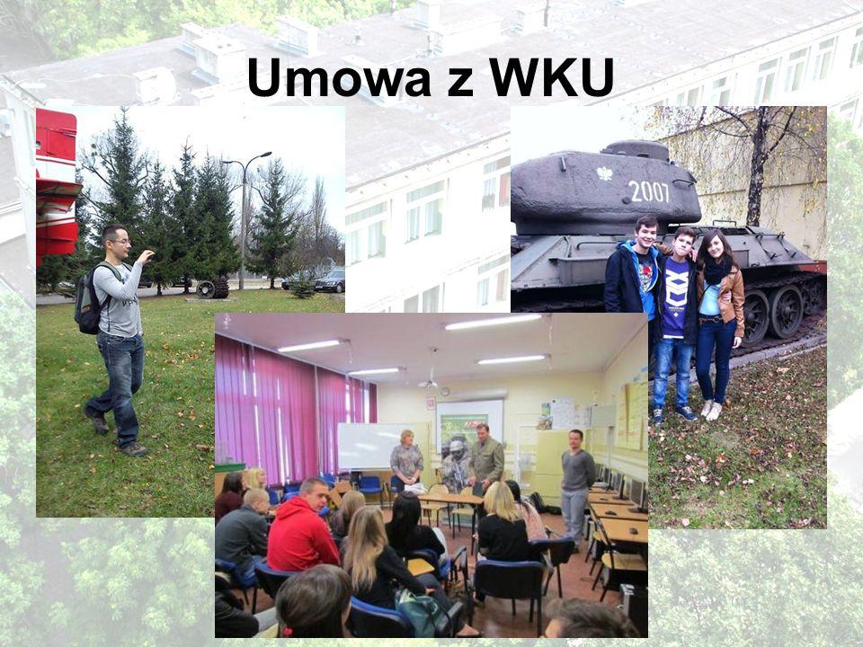 Umowa z WKU