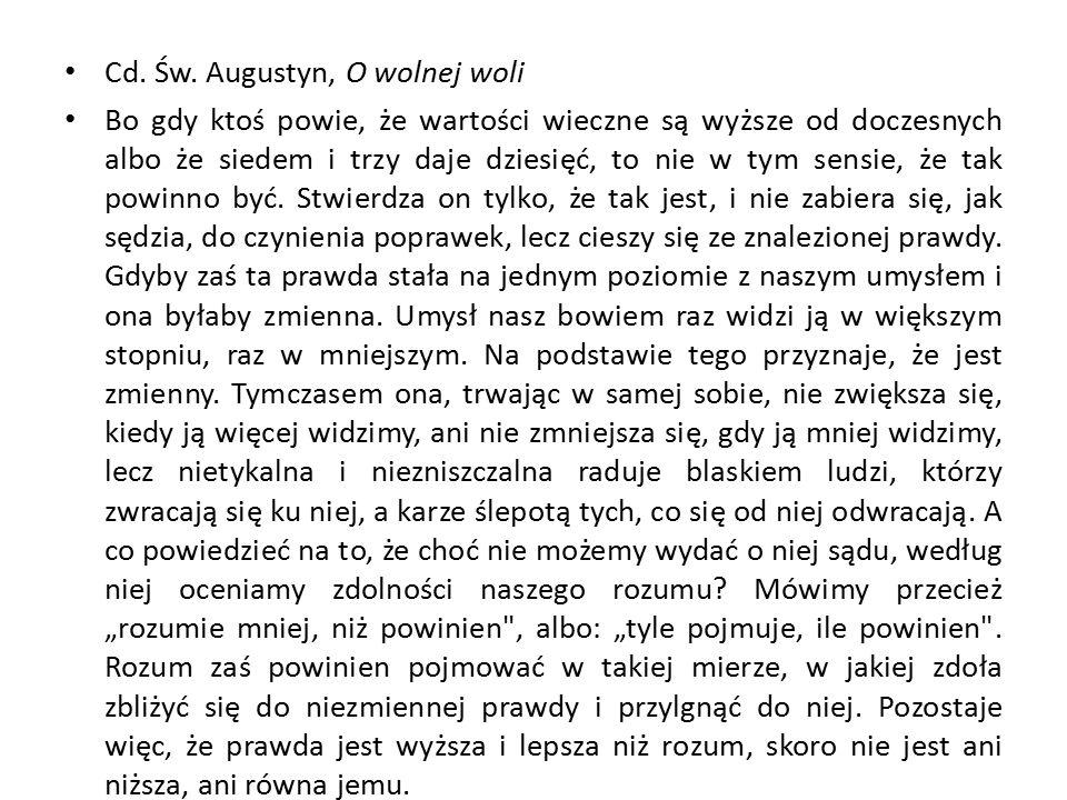 Cd.Prawda jako źródło szczęśliwości XIII-35.