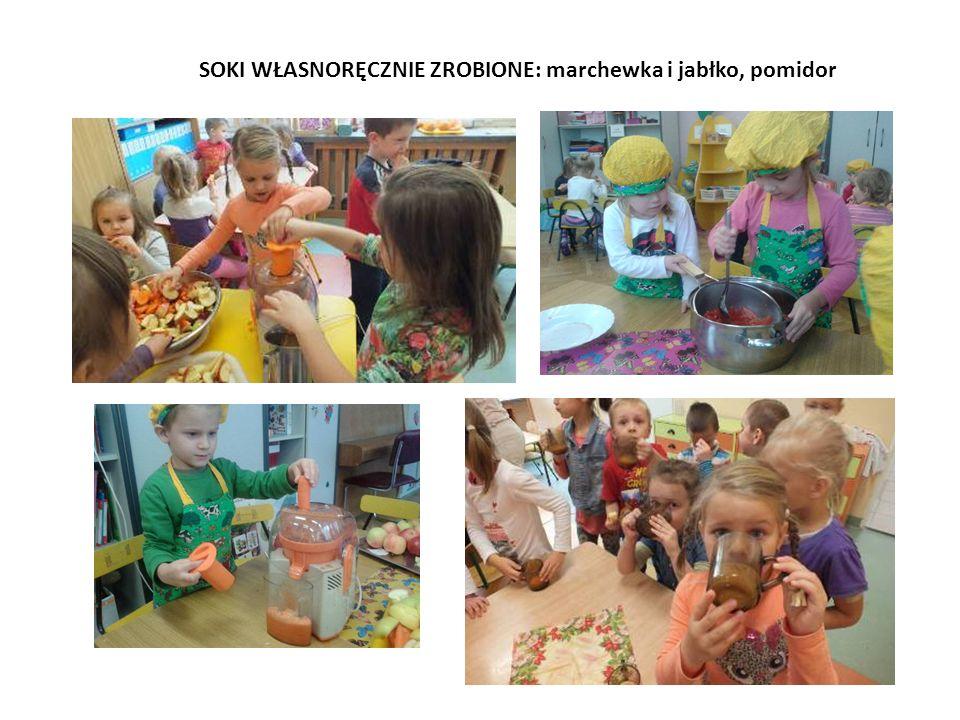 Święto pieczonego ziemniaka z rodzicami i dziadkami