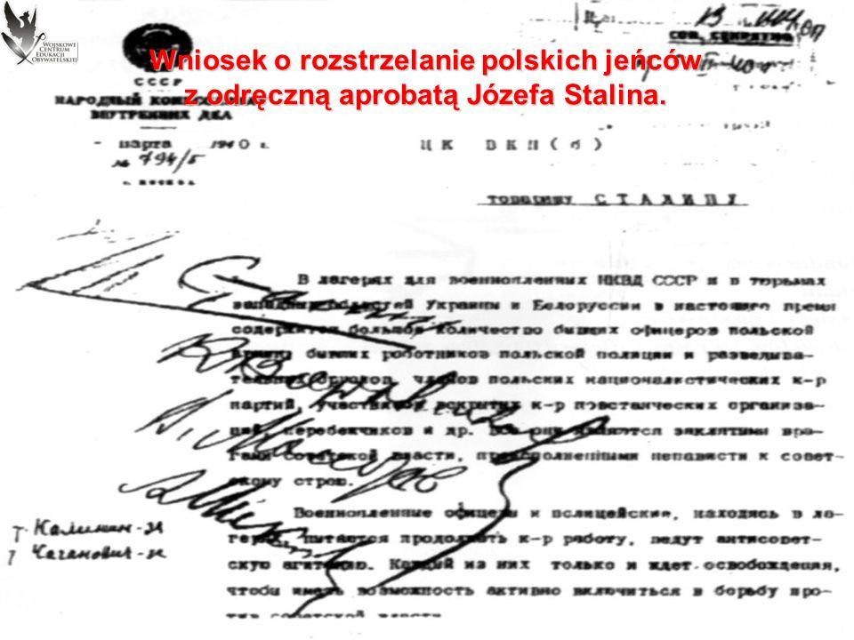 Zbrodnia Pomimo indoktrynacji zdecydowana większość więźniów nie uległa, otwarcie manifestując swój patriotyzm oraz przekonanie o odrodzeniu się Polski w jej przedwojennych granicach.