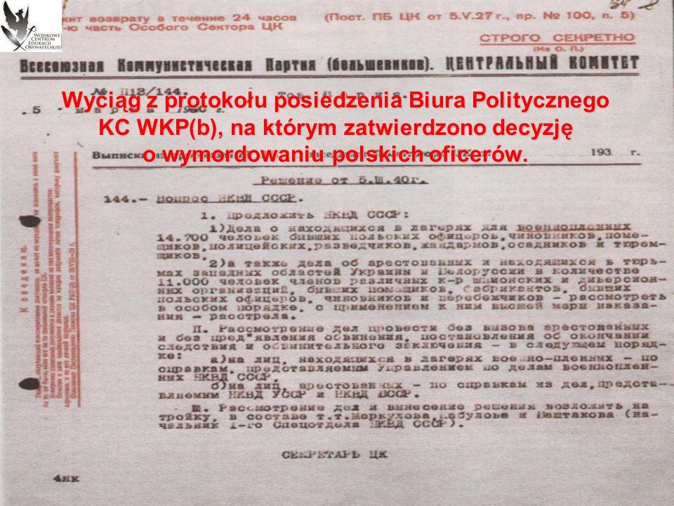 Zbrodnia 15 marca, w jednej z piwnicznych cel, zamordowano trzynastu z nich, a następnie zwłoki najprawdopodobniej wywieziono do Lasu Katyńskiego.