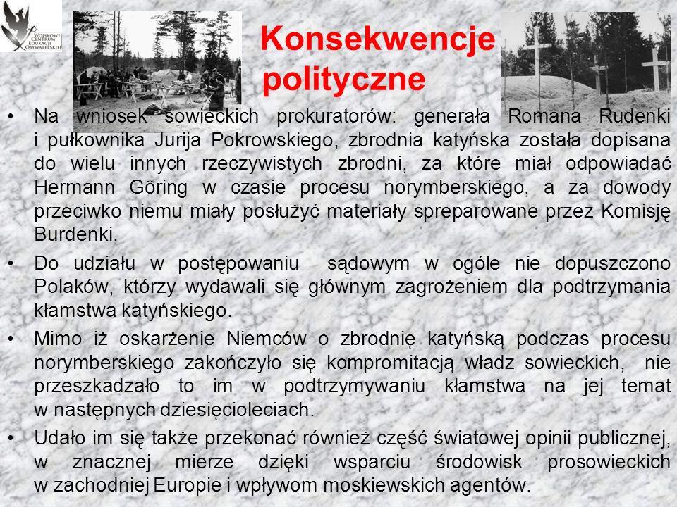 """Konsekwencje polityczne 25 kwietnia Wiaczesław Mołotow wręczył polskiemu ambasadorowi RP w Moskwie – Tadeuszowi Romerowi – notę o jednostronnym """"przerwaniu , a faktycznie zerwaniu stosunków z polskim rządem."""