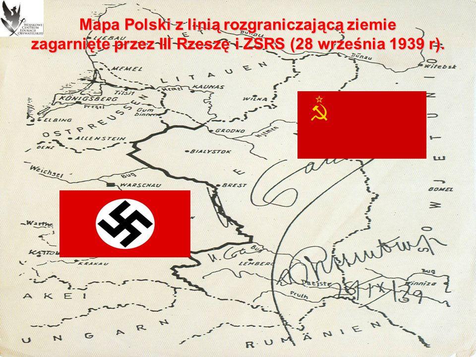 Tło polityczne i wojskowe stosunków polsko-radzieckich w latach 1939–1940 Koniec lat 30.