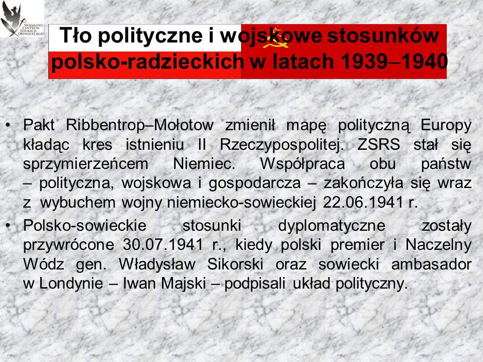 Mapa Polski z linią rozgraniczającą ziemie zagarnięte przez III Rzeszę i ZSRS (28 września 1939 r).