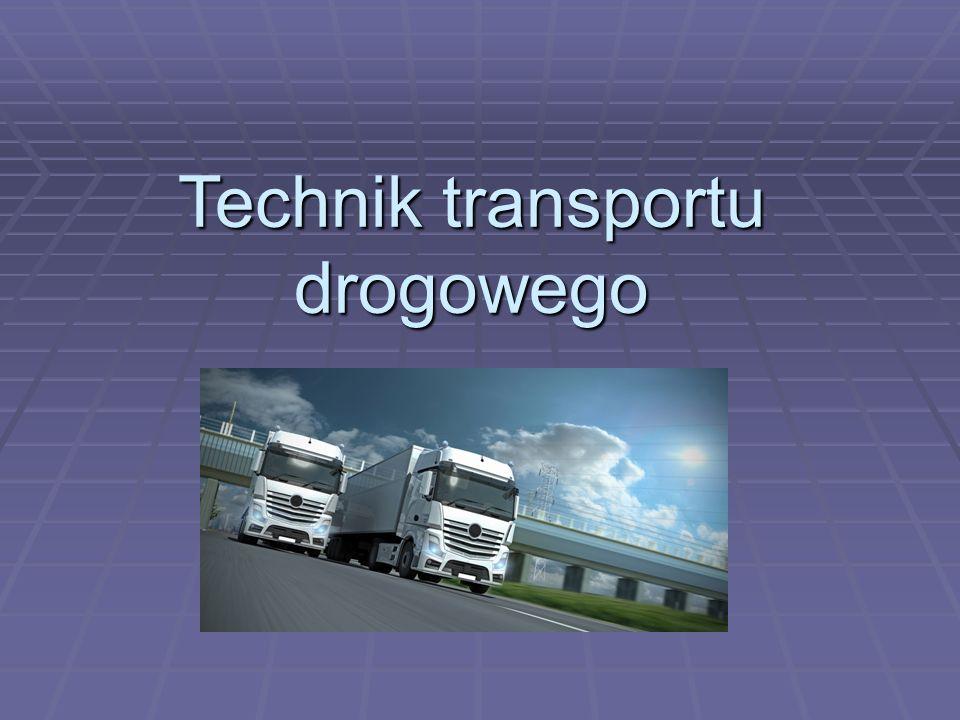 Kwalifikacje zawodowe  A.69 eksploatacja środków transportu drogowego  A.70 organizacja przewozu środkami transportu drogowego  Czas trwania mauki- 2 lata