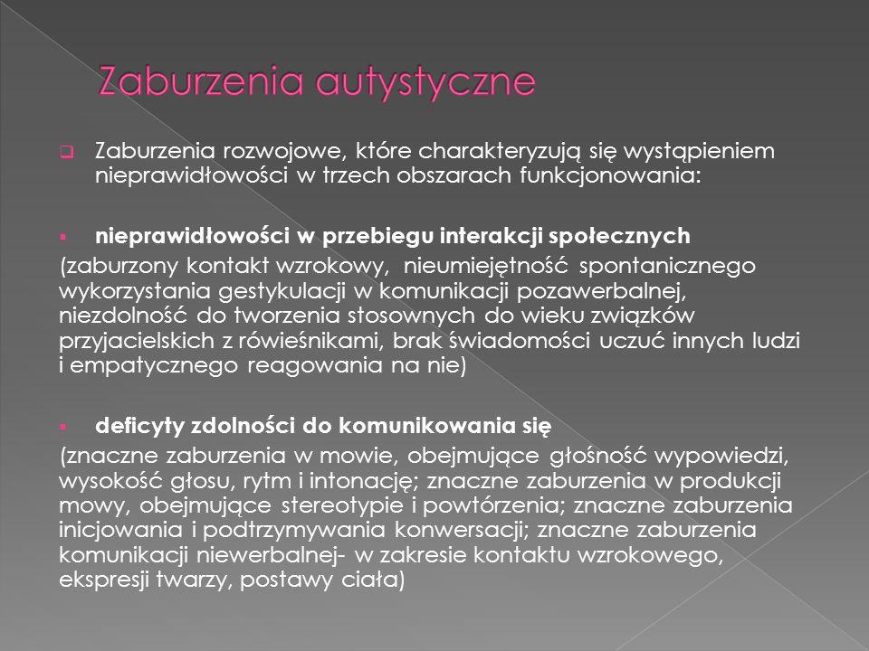  Jackson L., Świry, dziwadła i Zespół Aspergera, Wydawnictwo Fraszka Edukacyjna, Warszawa 2010  Kirejczyk K.