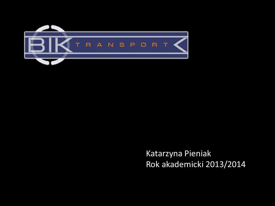 Katarzyna Pieniak Rok akademicki 2013/2014