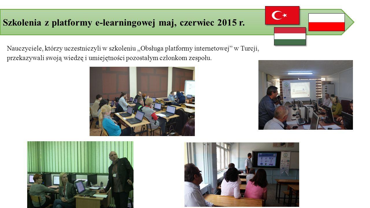Węgry Konferencja - podsumowanie dotychczasowych rezultatów projektu 3 lipca 2015 r.