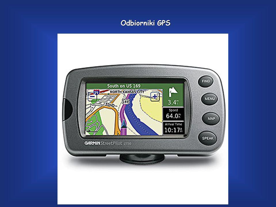Odbiorniki GPS
