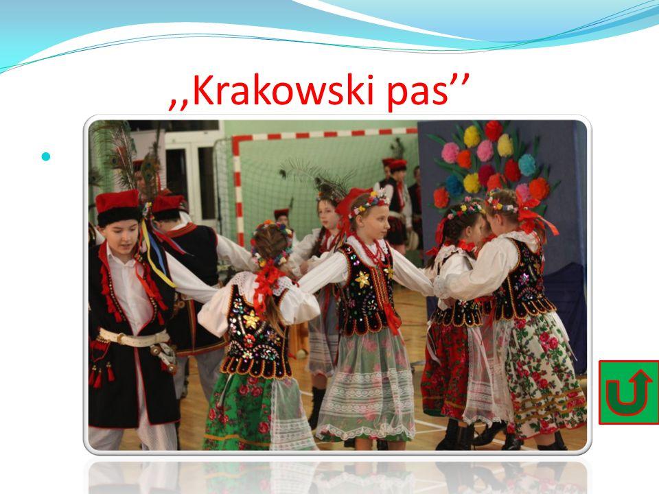 ,,Krakowski pas'' previous