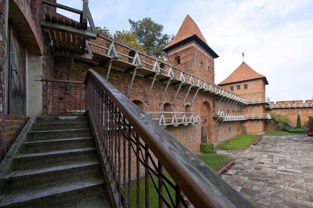 Grobowiec Mikołaja Kopernika w Katedrze.