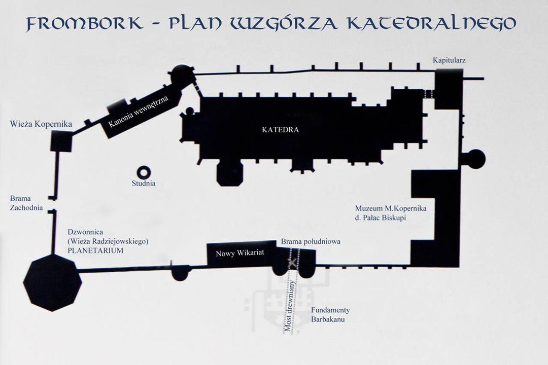54°21′N 19°41′E Frombork Frombork - to miasteczko liczące ok.