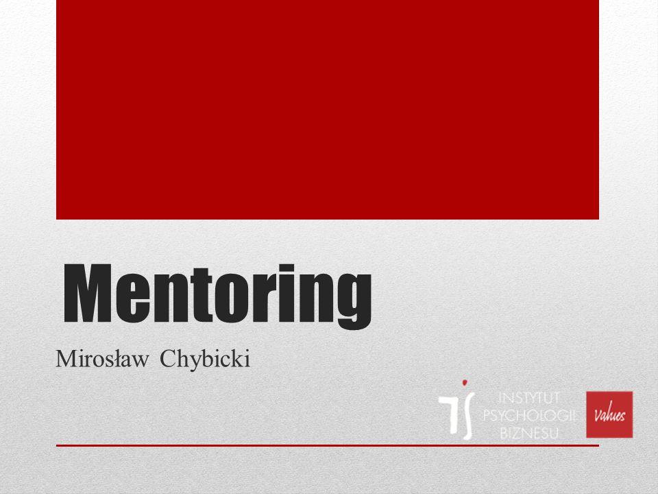Mentoring Mirosław Chybicki