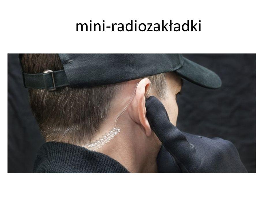 specjalny system nadzoru, audio i wideo transmisji