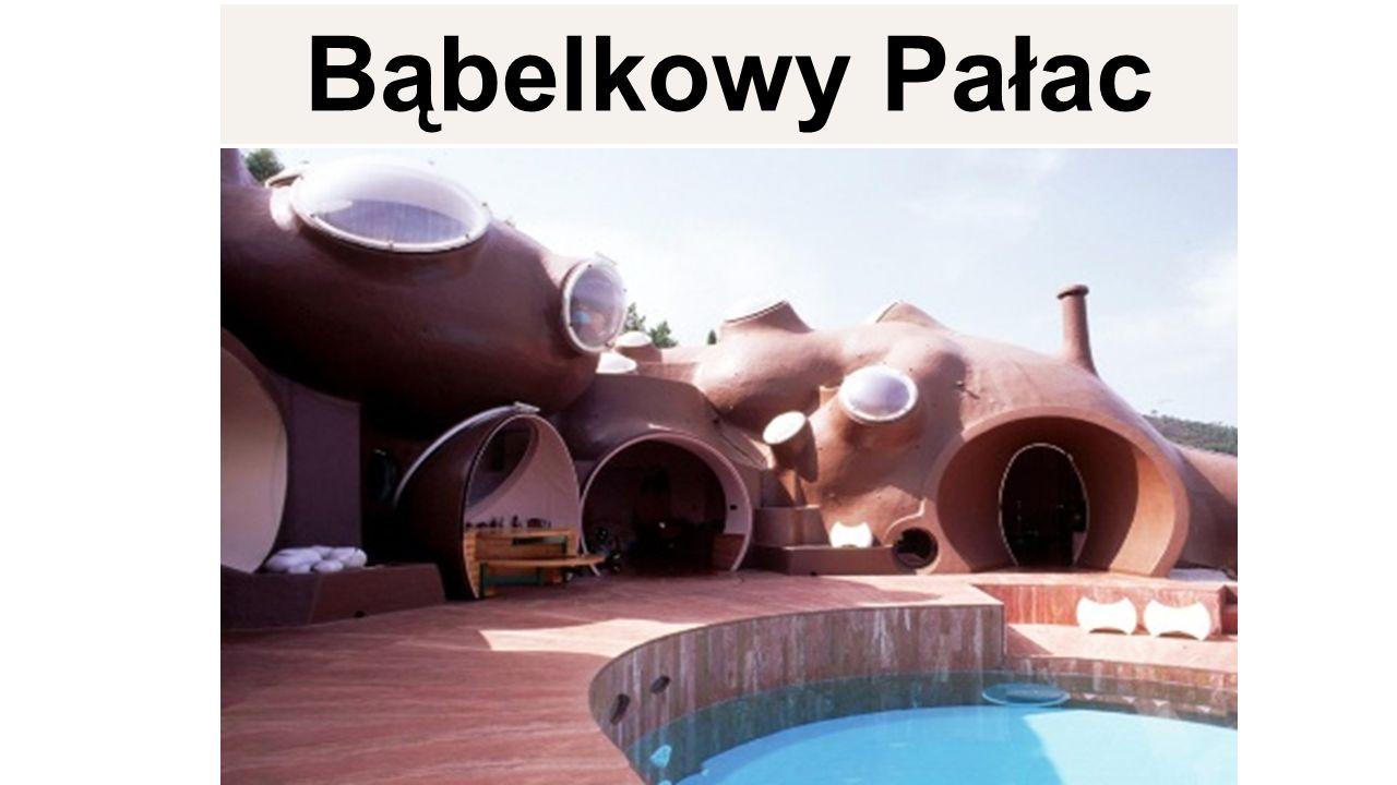 Bąbelkowy Pałac