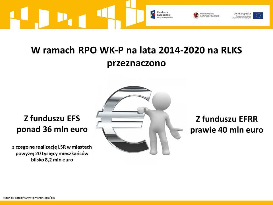 Środki pochodzące z EFRR będą kierowane do lokalnej społeczności przez Oś priorytetową 7 Rysunki: http://http://www.firebeh.pl/ckfinder_pliki/images/ludziki/ Projekty realizowane w ramach tej osi będą obejmowały: 1.Działania infrastrukturalne przyczyniające się do rewitalizacji społeczno-gospodarczej miejscowości wiejskich; 2.Wsparcie inwestycyjne mikro i małych przedsiębiorstw; 3.Wspieranie tworzenia i rozwoju małych inkubatorów przedsiębiorczości.