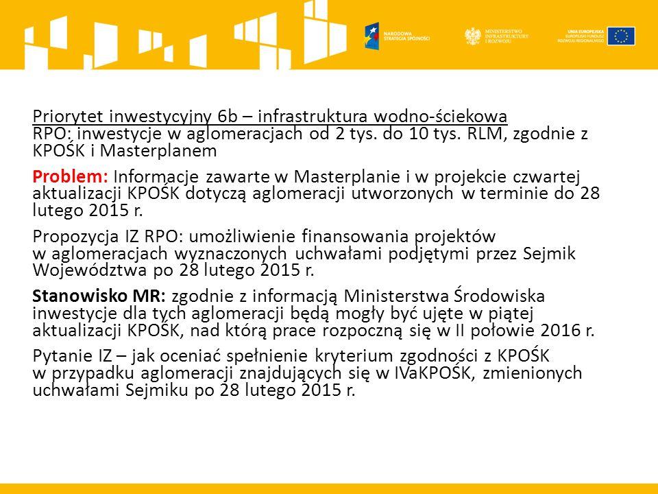 Warunkowość ex-ante dla Regionalnego Programu Operacyjnego Województwa Kujawsko-Pomorskiego na lata 2014-2020