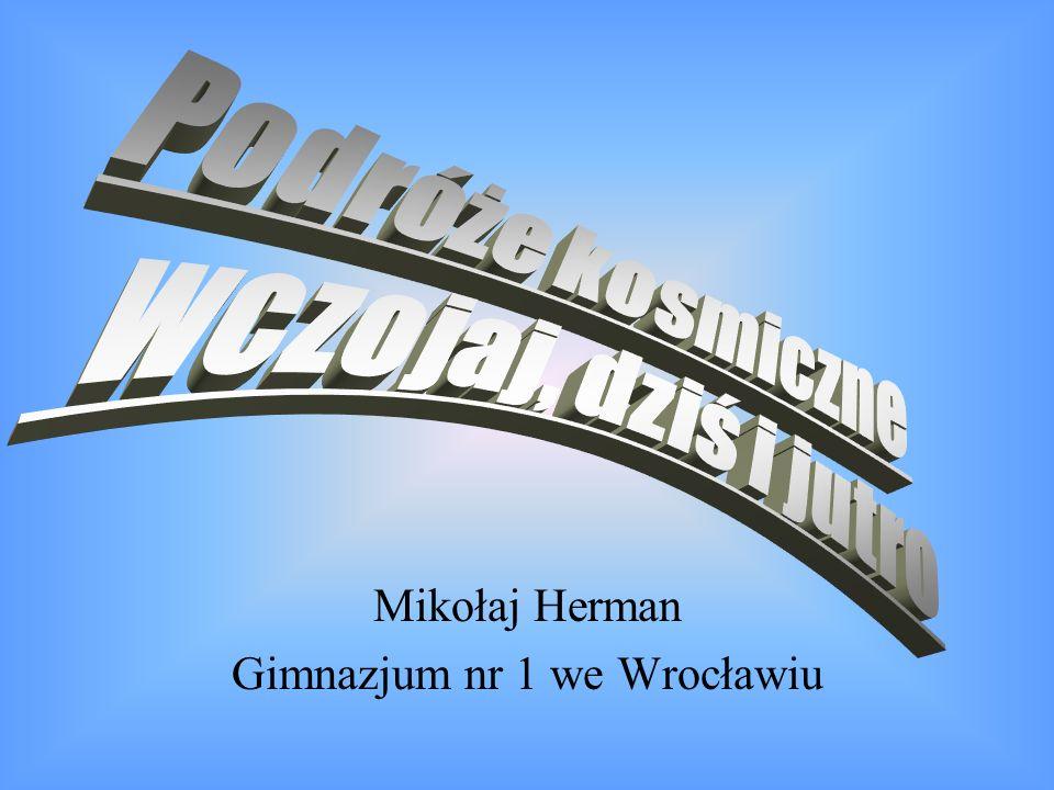 Mikołaj Herman Gimnazjum nr 1 we Wrocławiu