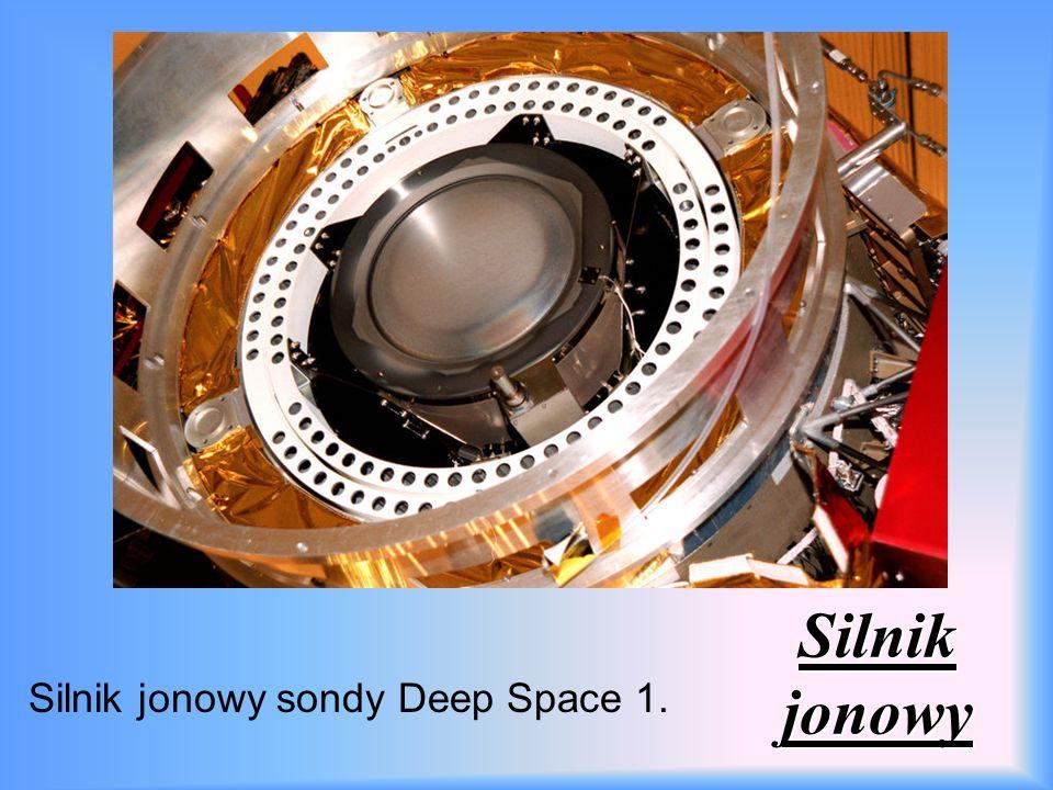 Silnik jonowy Silnik jonowy sondy Deep Space 1.