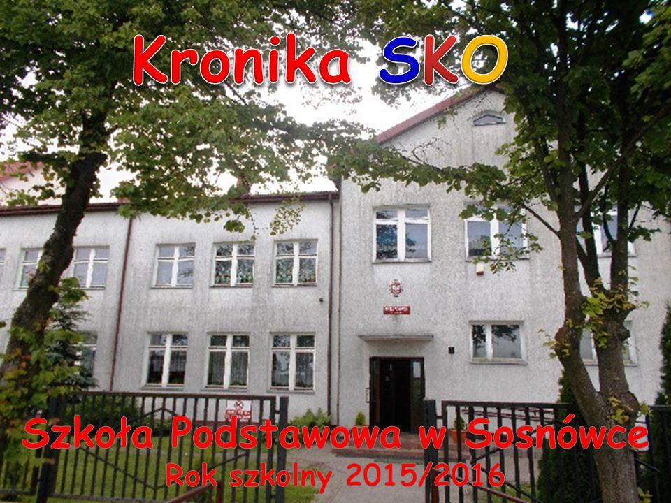 Chwalić się zamierzamy, relację z działalności naszego SKO w roku szkolnym 2015/2016 przedstawiamy.