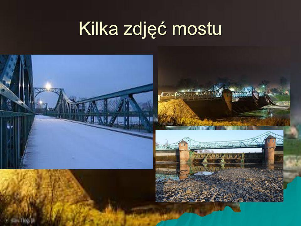 położenie  Most Bartoszowicki - most konstrukcji stalowej, we Wrocławi.