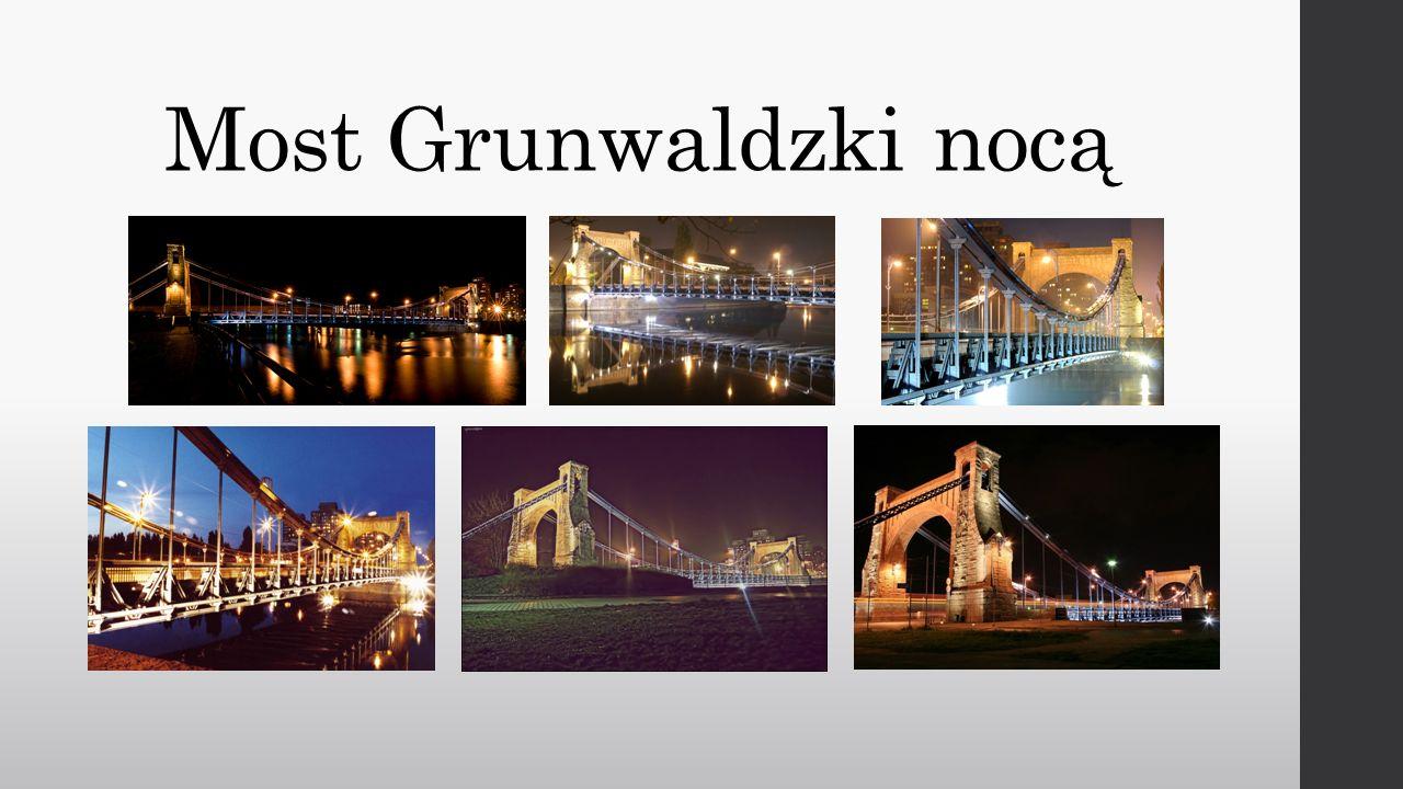 Źródła http://wroclawnadodra.pl/miasto-stu-mostow-legendy-grunwaldzkiego/ http://www.garnek.pl/wrobres/2724856/wroclaw-most-grunwaldzki http://www.garnek.pl/barossa/9422622/most-grunwaldzki http://wroclawnadodra.pl/obiekt/most-grunwaldzki/ http://www.skyscrapercity.com/showthread.php?t=295040&page=27 http://www.garnek.pl/wrobres/2724856/wroclaw-most-grunwaldzki http://wroclawzwyboru.blox.pl/2005/08/Most-Grunwaldzki-Subiektywny-przeglad- mostow.html http://wroclaw.fotopolska.eu/268633,foto.html http://wycieczki-po-wroclawiu.pl.tl/_-Dawny-Breslau.htm http://www.panoramio.com/photo/54824019 http://irasek7.flog.pl/wpis/5183188/most-grunwaldzki-wroclaw http://elcoblog.blogspot.com/2011/04/miejsca-we-wrocawiu-most-grunwaldzki.html http://www.mostypolskie.pl/most/most-grunwaldzki-wroclaw,49,.html http://pl.wikipedia.org/wiki/Richard_Pl%C3%BCddemann http://pl.wikipedia.org http://commons.wikimedia.org/wiki/File:Most_Grunwaldzki_-_panorama_noc%C4%85.jpg http://pl.wikipedia.org/wiki/Most_Grunwaldzki_(Wroc%C5%82aw) http://wroclawski.blog-ogrodniczy.pl/2008/11/page/2/ http://www.ajsblo.pl/co-warto-zwiedziczobaczyc-we-wroclawiu http://www.digart.pl/zoom/7047874/Wroclaw_Noca_4.html