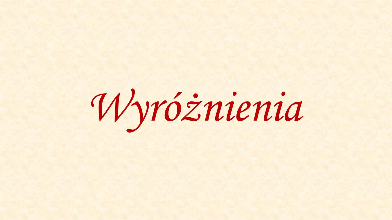 Hanna Drączkowska Wyróżnienie – kategoria klasy IV-VI SP Opacz