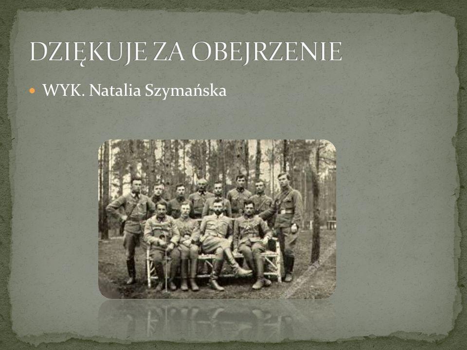 WYK. Natalia Szymańska