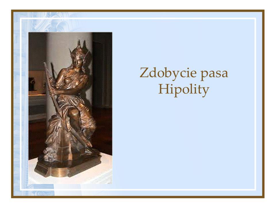Zdobycie pasa Hipolity