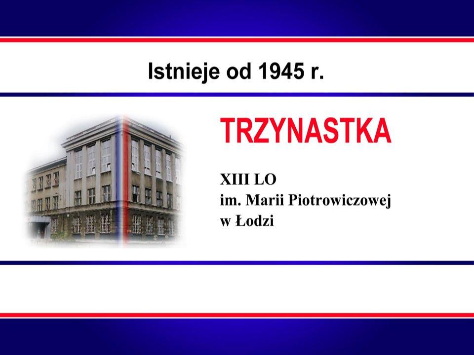 Rok 2010 miejsce 2 w Łodzi miejsce 2 w Łodzi miejsce 98 w rankingu ogólnopolskim miejsce 98 w rankingu ogólnopolskim OGÓLNOPOLSKI RANKING SZKÓŁ ŚREDNICH