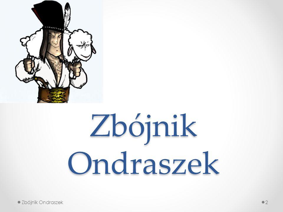 Zbójnik Ondraszek 2
