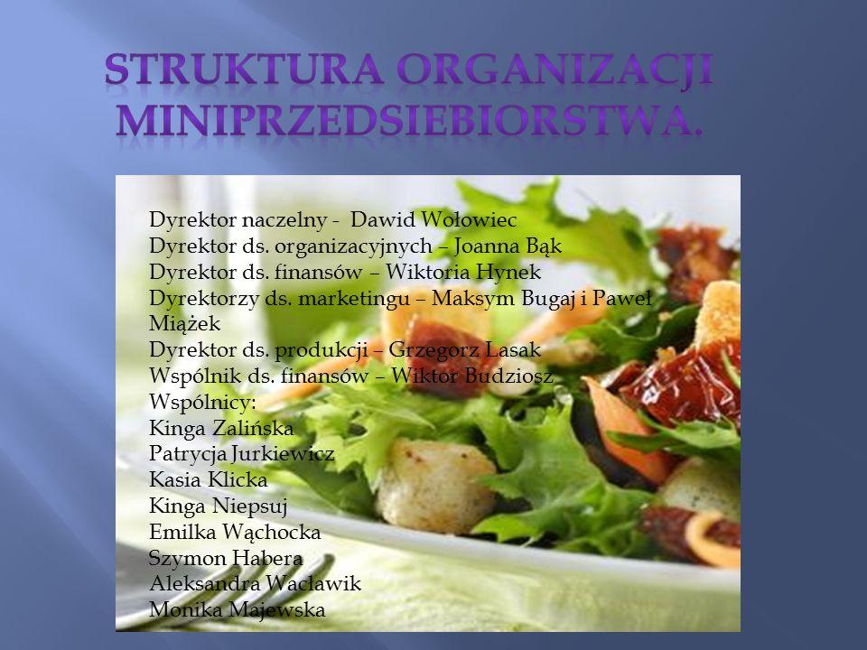 Dyrektor naczelny - Dawid Wołowiec Dyrektor ds. organizacyjnych – Joanna Bąk Dyrektor ds.