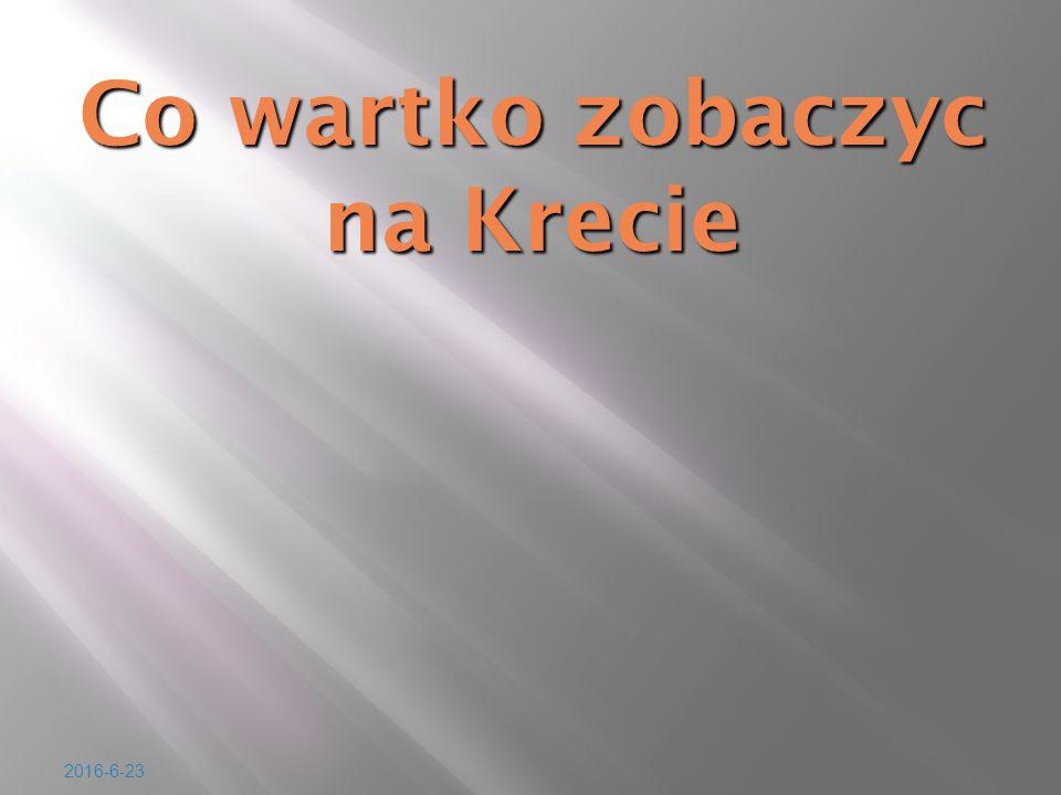 2016-6-23 Co wartko zobaczyc na Krecie