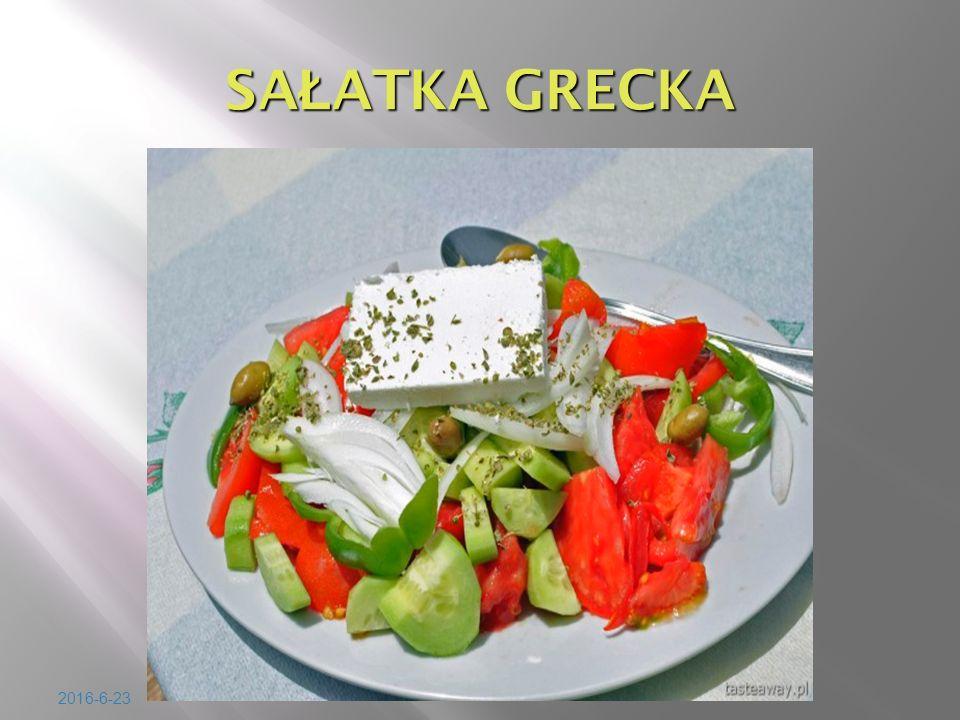 2016-6-23 SA Ł ATKA GRECKA