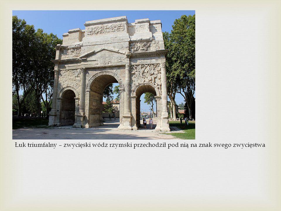 Akwedukt – rzymski wodociąg