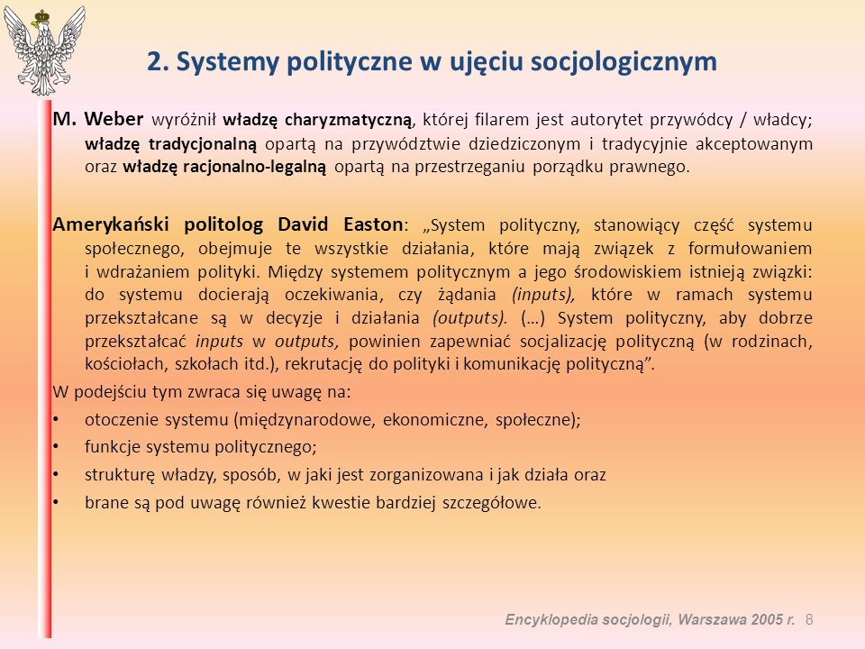 19 ZADANIA SIŁ ZBROJNYCH RZECZYPOSPOLITEJ POLSKIEJ OKREŚLAJĄ PRZEDE WSZYSTKIM: – Konstytucja Rzeczypospolitej Polskiej z dnia 2 kwietnia 1997 r.